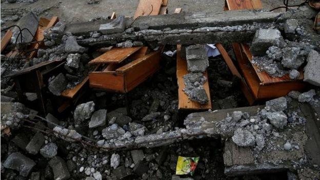Bão kinh hoàng tàn phá Haiti, 261 người thiệt mạng - ảnh 3
