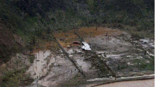 Bão kinh hoàng tàn phá Haiti, 261 người thiệt mạng - ảnh 4