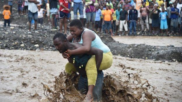 Bão kinh hoàng tàn phá Haiti, 261 người thiệt mạng - ảnh 6