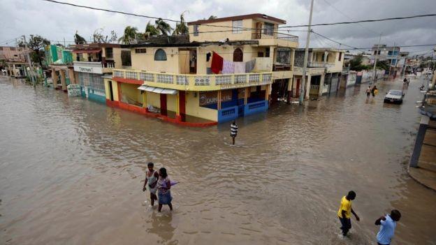 Bão kinh hoàng tàn phá Haiti, 261 người thiệt mạng - ảnh 7