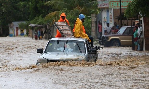 Bão kinh hoàng tàn phá Haiti, 261 người thiệt mạng - ảnh 8