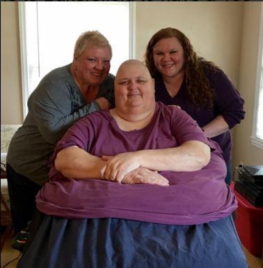 Tưởng béo bụng hóa ra khối u nặng 60kg - ảnh 1