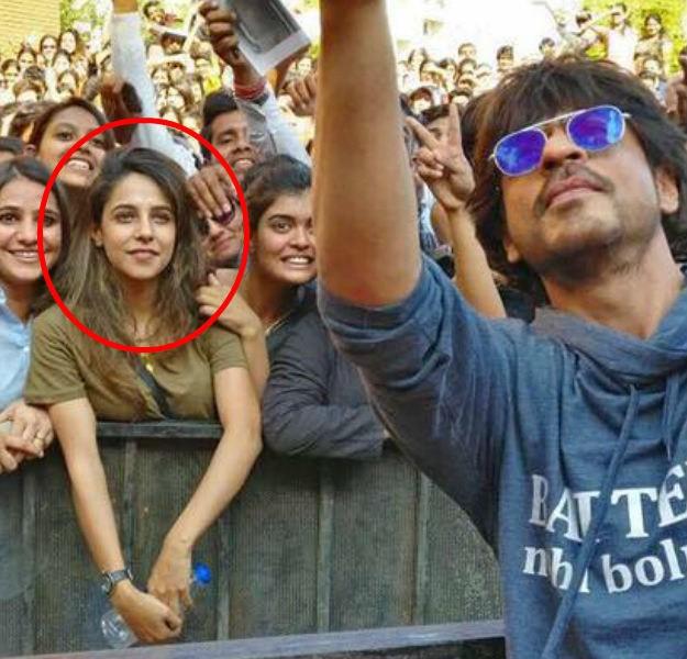 Cô gái bỗng dưng nổi tiếng vì chụp selfie cùng thần tượng - ảnh 2