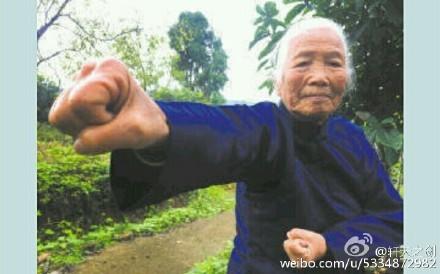90 năm luyện võ, cụ bà múa côn, đi quyền khiến trai tráng phát hờn - ảnh 5