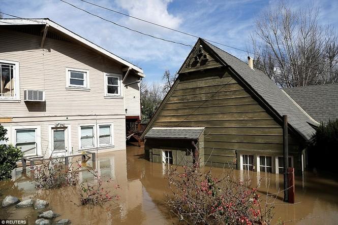 Mỹ hứng chịu lũ lụt khủng khiếp nhất 100 năm qua - ảnh 6