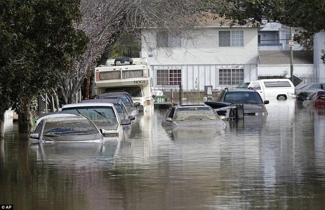 Mỹ hứng chịu lũ lụt khủng khiếp nhất 100 năm qua - ảnh 7