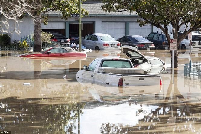 Mỹ hứng chịu lũ lụt khủng khiếp nhất 100 năm qua - ảnh 8
