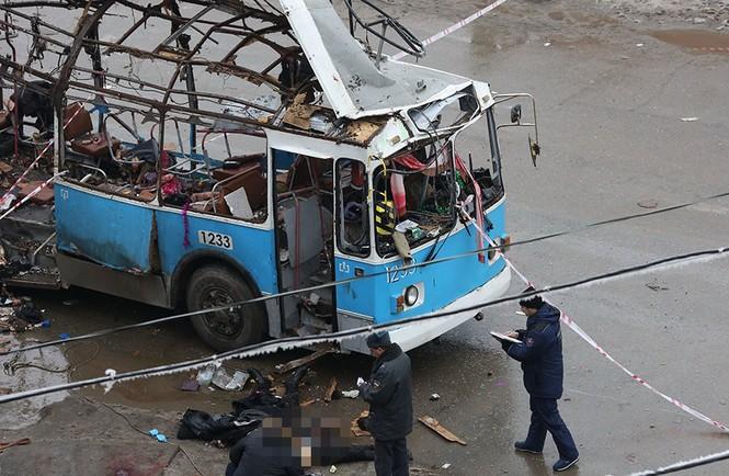 Bốn vụ tấn công khủng bố rung chuyển nước Nga - ảnh 1