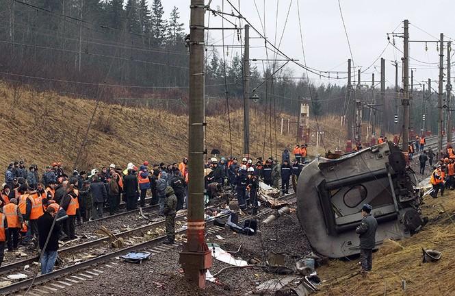 Bốn vụ tấn công khủng bố rung chuyển nước Nga - ảnh 4
