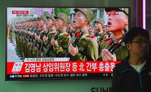 Cận cảnh cuộc duyệt binh hoành tráng nhất lịch sử CHDCND Triều Tiên - ảnh 13