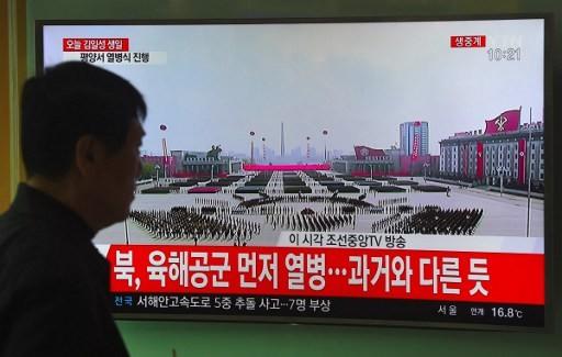 Cận cảnh cuộc duyệt binh hoành tráng nhất lịch sử CHDCND Triều Tiên - ảnh 15