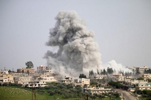 Bán đảo Triều Tiên, khủng hoảng Syria khiến giới truyền thông quay cuồng - ảnh 6