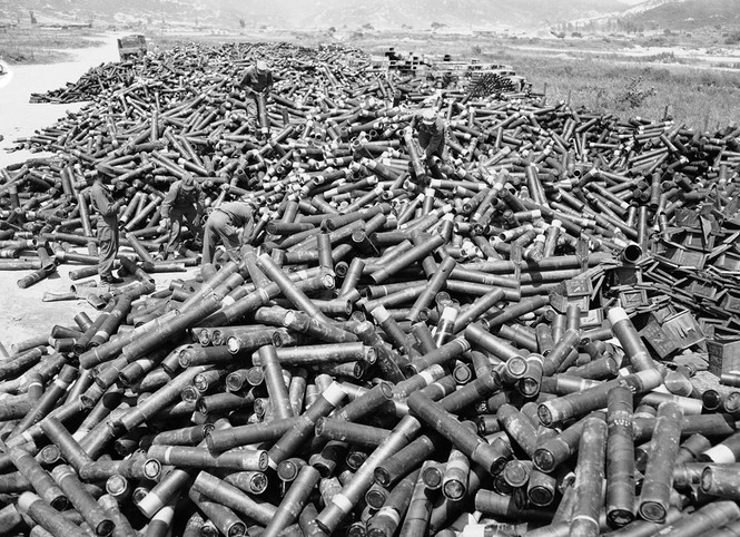 Toàn cảnh cuộc chiến tranh chia cắt Bán đảo Triều Tiên - ảnh 6