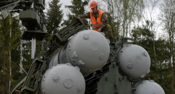 Toan tính của Nga -Thổ về thương vụ 'rồng lửa' S-400 - ảnh 5