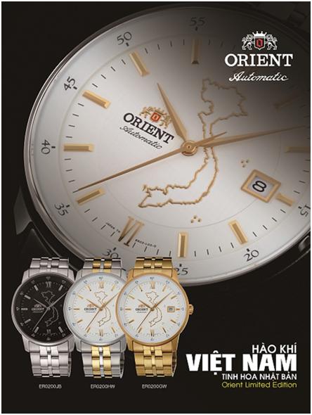 Orient lần đầu giới thiệu bộ sưu tập đồng hồ phiên bản đặc biệt - ảnh 1