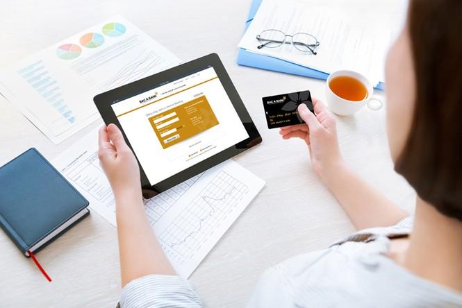 BAC A BANK áp dụng giải pháp giao dịch hiện đại - ảnh 1