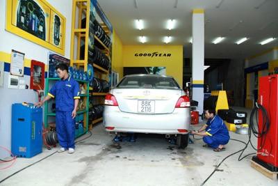 Goodyear mở rộng mô hình bảo dưỡng lốp xe hiện đại đến miền bắc - ảnh 2