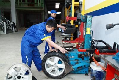 Goodyear mở rộng mô hình bảo dưỡng lốp xe hiện đại đến miền bắc - ảnh 3