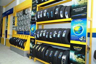 Goodyear mở rộng mô hình bảo dưỡng lốp xe hiện đại đến miền bắc - ảnh 4