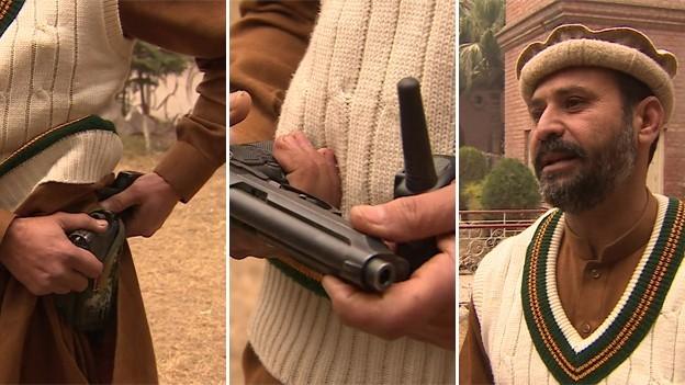 Giáo viên mang súng sau thảm sát trường học đẫm máu - ảnh 1
