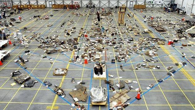 Sự cố tàu con thoi thảm khốc nhất lịch sử nước Mỹ - ảnh 6