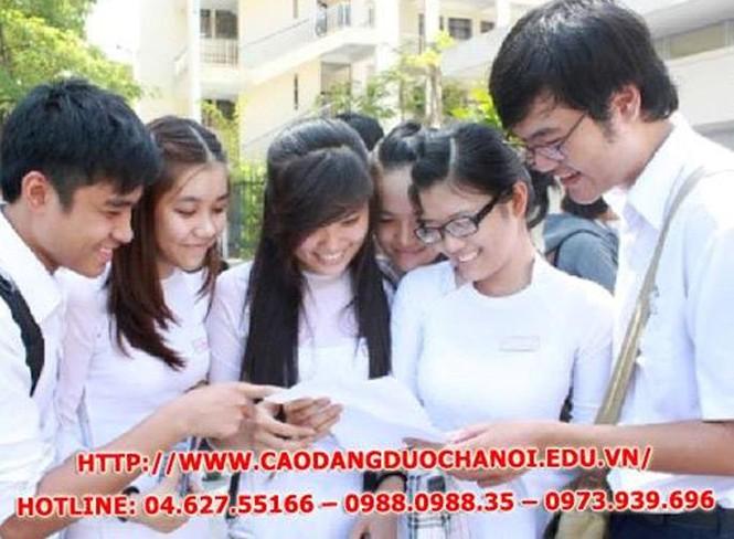 Cao đẳng Dược học Hà Nội năm 2015 thông báo tuyển sinh - ảnh 1