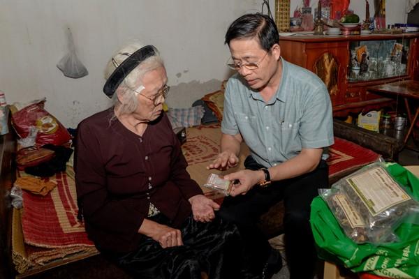 Bảo Tín Minh Châu trao từ thiện 150 triệu đồng tại Thái Thụy - Thái Bình - ảnh 3