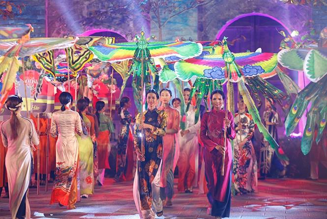 Bế mạc Festival áo dài Hà Nội   - ảnh 9