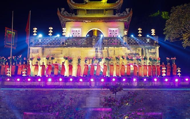 Bế mạc Festival áo dài Hà Nội   - ảnh 11