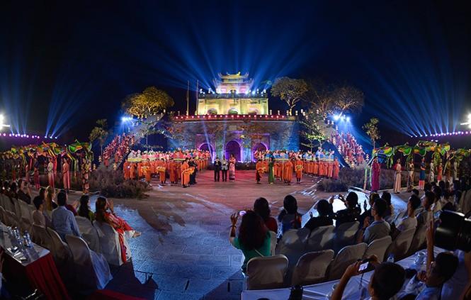 Bế mạc Festival áo dài Hà Nội   - ảnh 12