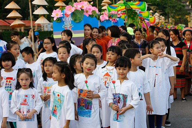 Bế mạc Festival áo dài Hà Nội   - ảnh 2