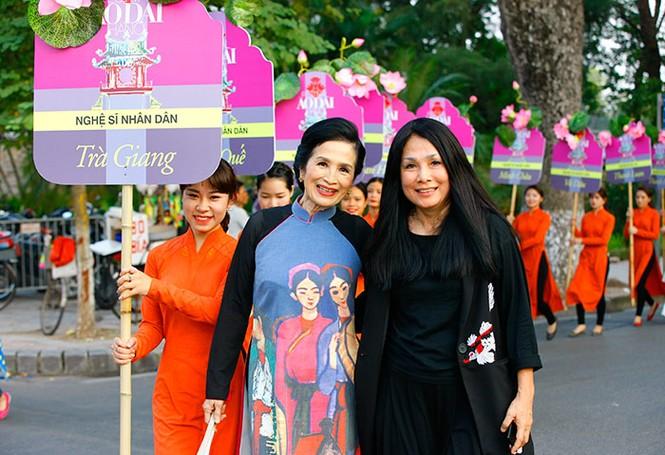 Bế mạc Festival áo dài Hà Nội   - ảnh 4