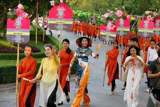 Bế mạc Festival áo dài Hà Nội   - ảnh 5