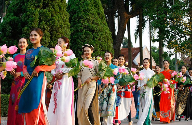 Bế mạc Festival áo dài Hà Nội   - ảnh 6