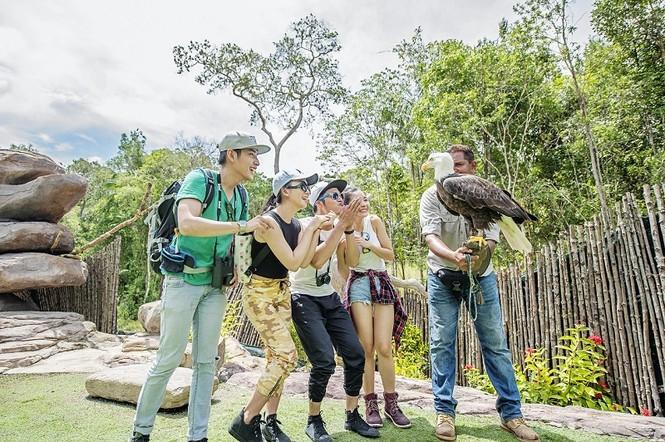 4 cung bậc cảm xúc tại vườn thú mở đầu tiên và duy nhất của Việt Nam - ảnh 3