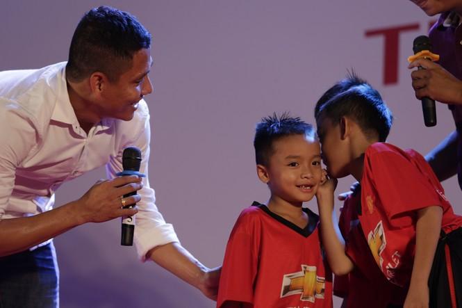 'Thách thức Lotteria Cup 2016' tôn vinh tinh thần bóng đá đẹp  - ảnh 4