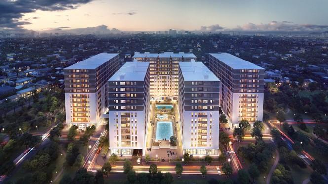 Khởi công dự án khu căn hộ Cityland Park Hills  - ảnh 1