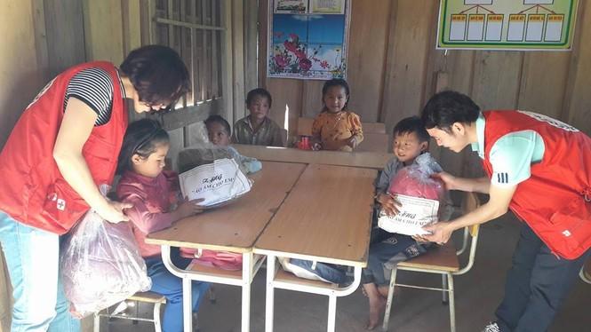 Hỗ trợ người dân nghèo Nghệ An  - ảnh 2