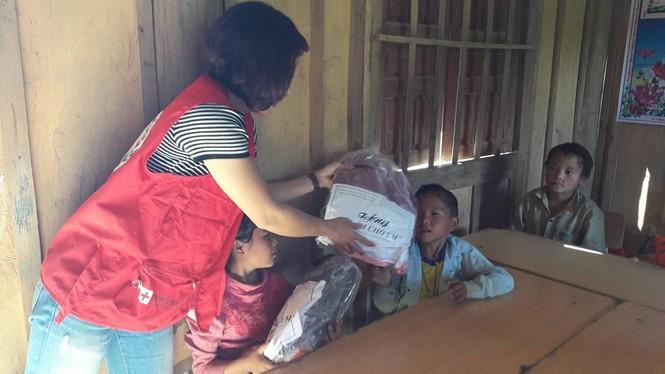 Hỗ trợ người dân nghèo Nghệ An  - ảnh 3