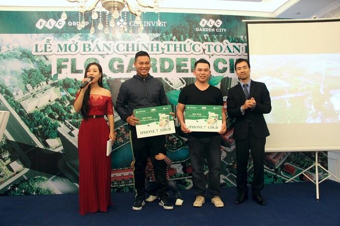 Nhiều quà giá trị cho khách hàng giao dịch thành công tại  FLC Garden City - ảnh 2