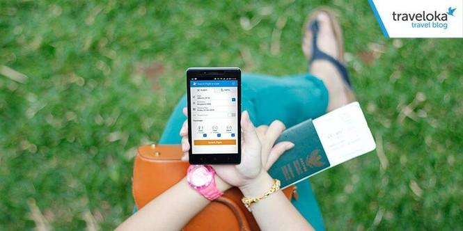 """Traveloka - ứng dụng tuyệt vời cho người ưa """"xê dịch"""" - ảnh 1"""