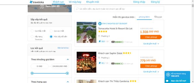"""Traveloka - ứng dụng tuyệt vời cho người ưa """"xê dịch"""" - ảnh 4"""