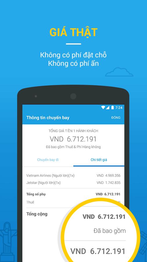 """Traveloka - ứng dụng tuyệt vời cho người ưa """"xê dịch"""" - ảnh 6"""
