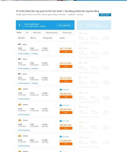 """Traveloka - ứng dụng tuyệt vời cho người ưa """"xê dịch"""" - ảnh 7"""
