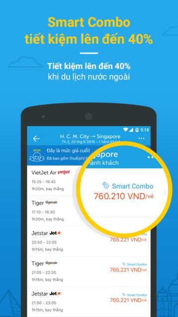 """Traveloka - ứng dụng tuyệt vời cho người ưa """"xê dịch"""" - ảnh 8"""
