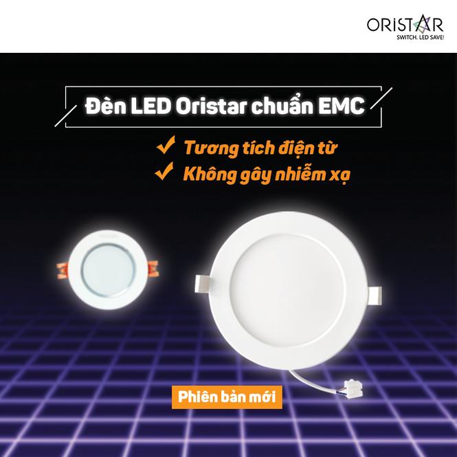 Tại sao các gia đình tin dùng đèn Led tiêu chuẩn EMC? - ảnh 2