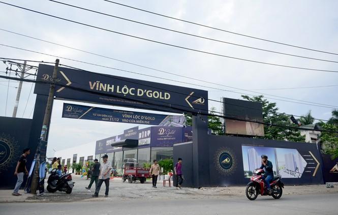 Sở hữu căn hộ Vĩnh Lộc D'GOLD ở TP Hồ Chí Minh chỉ với 180 triệu đồng - ảnh 1