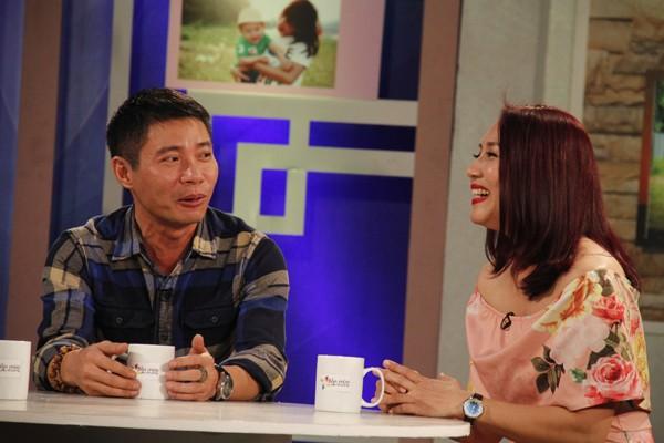 MC Thảo Vân lần đầu đối thoại cùng Công Lý - ảnh 2