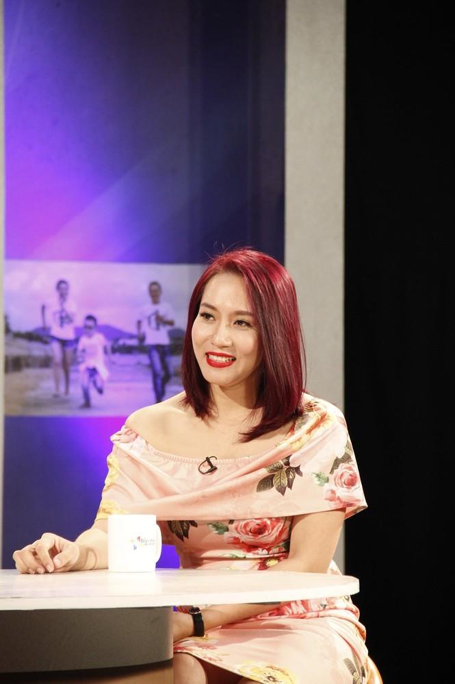 MC Thảo Vân lần đầu đối thoại cùng Công Lý - ảnh 3
