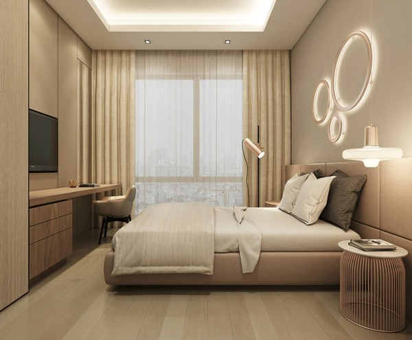 Chính thức ra mắt căn hộ mẫu Sun Grand City Ancora Residence - ảnh 4